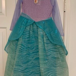 Disney Ariel Little Mermaid Costume